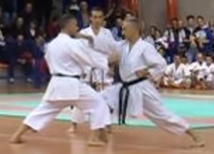 Dimostrazione Taikyoku shodan