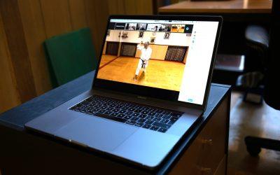 Online karate training – Corso online